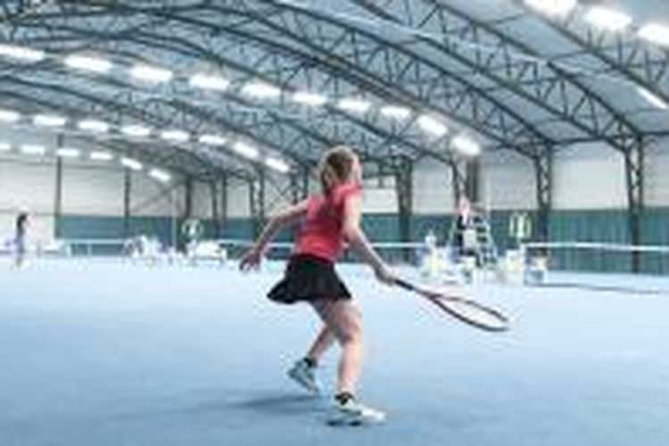 Kim Clijsters Sport & Health Club.