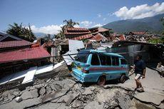 Tangani Korban Gempa di Palu, Kementerian PUPR Siapkan Empat Hal