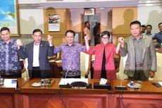Meutya Hafid dan Tb Hasanuddin Jadi Wakil Ketua Komisi I DPR