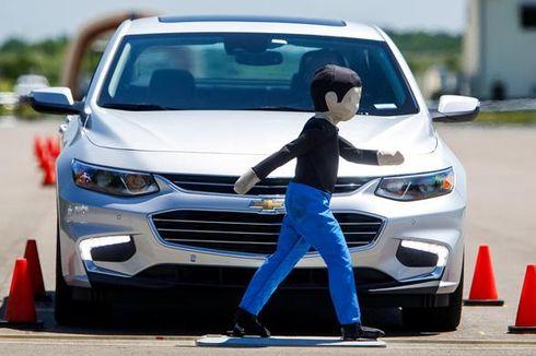 22 Peranti Keamanan GM untuk Mobil Baru 2016