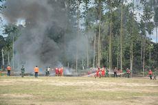 Polisi Tangkap 4 Pelaku Pembakaran Lahan Perkebunan di Jambi