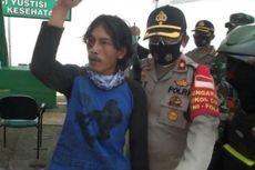 Tertangkap Polisi Tak Pakai Masker, Pria di Bekasi Ini Mengamuk dan Hardik Petugas