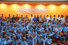 Petugas PPSU Jakarta Utara Uji Sertifikasi Keterampilan Kerja Jasa Konstruksi