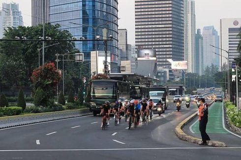 Merasa Protes Jalur Road Bike Tak Didengar, Elemen Masyarakat: People Power Bergerak!