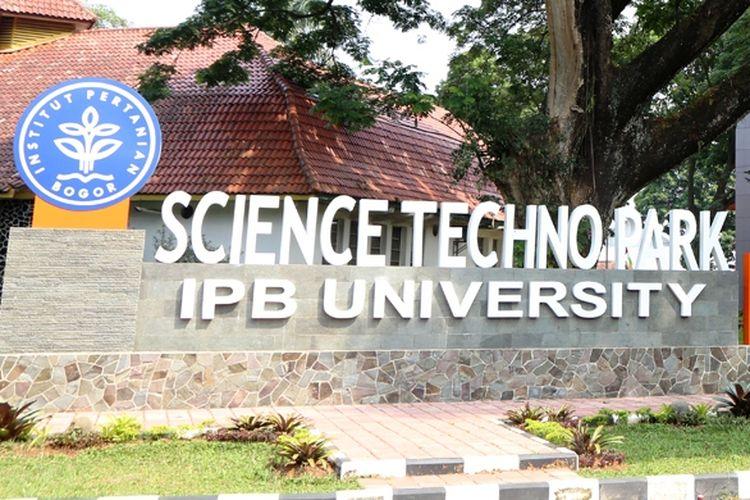 Salah satu sudut di kampus IPB University.