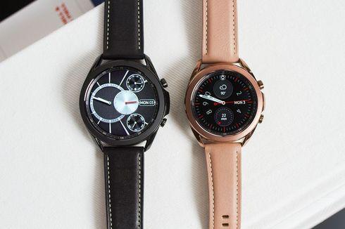 Arloji Pintar Galaxy Watch 3 Bisa Deteksi Kadar Oksigen Dalam Darah