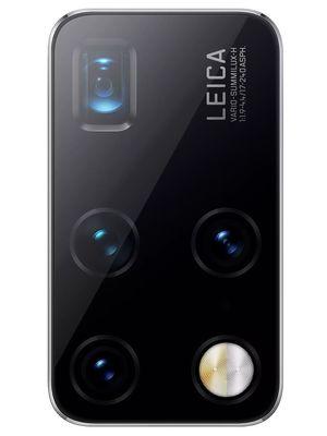 Modul persegi panjang pada Huawei Mate X2.