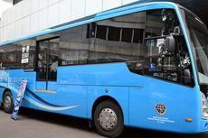 Hino Belum Punya Bus Gandeng untuk Transjakarta