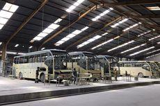 Karoseri Semarang Telah Ekspor Bus Hingga ke Fiji