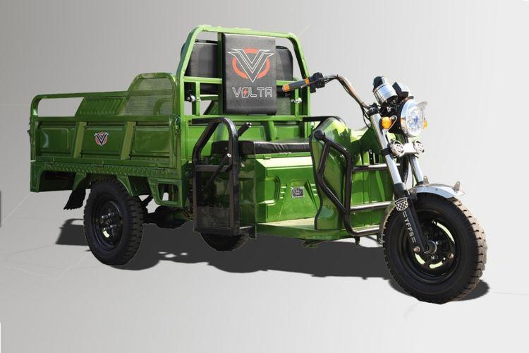 Kendaraan listrik roda tiga Volta 501