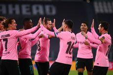 Bungkam Juventus, Respons Terbaik Barcelona Sikapi Kekacauan Klub