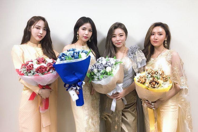 Salah satu girlband asal Korea Selatan, MAMAMOO, akan menggelar fan meeting di Jakarta, pada 23 Februari 2019.