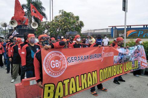 Akan Aksi Mogok Nasional Tolak RUU Cipta Kerja, Organisasi Buruh Sampaikan 7 Alasan