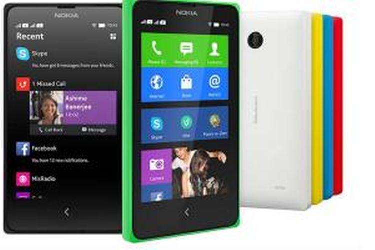 Nokia X.