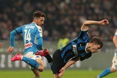 Inter Milan Vs Napoli, Tanpa Gol pada Babak Pertama