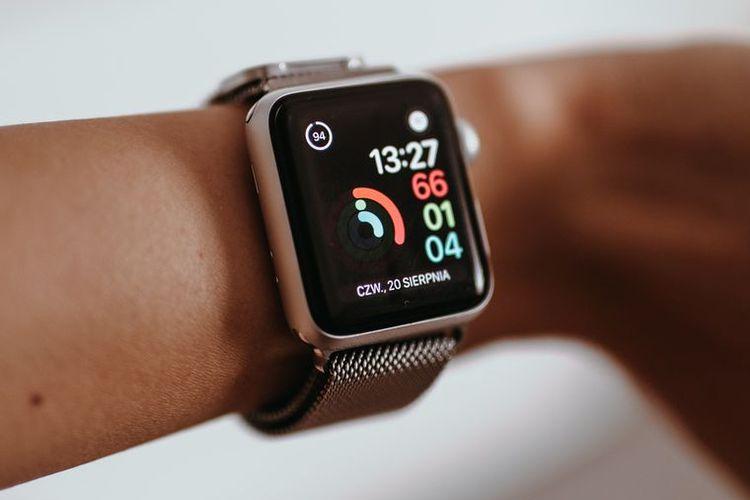 Ilustrasi Apple Watch