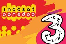 Ini Skema Porsi Saham Indosat dan Tri Setelah Merger