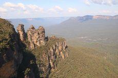 Three Sisters, Bebatuan Indah Berbalut Legenda Suku Aborigin