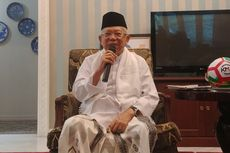 Ma'ruf Amin: Ulama Sudah Banyak yang Sadar Isu Jokowi PKI Adalah Hoaks