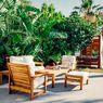 4 Cara Membuat Taman Kecil Tampak Lebih Besar