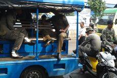 Bosan Awasi Tanah Abang, Satpol PP Minta Jokowi Turun Tangan