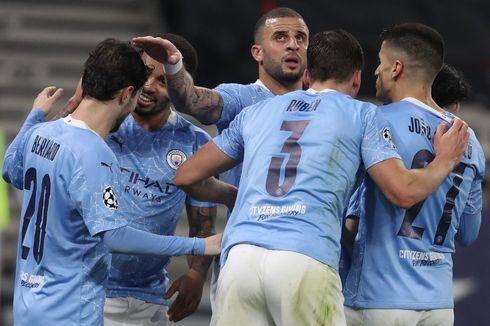 Hasil Lengkap dan Klasemen Liga Inggris, Man City Semakin Digdaya