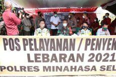 Larangan Mudik, Ruas Jalan di Perbatasan Sulut-Gorontalo Akan Ditutup Sementara