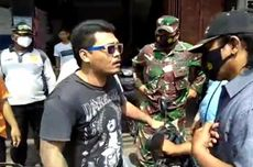 Pria di Ciracas Tolak Sanksi dan Mengaku Anak TNI Saat Terjaring Razia Masker