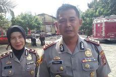 Polres Ogan Ilir Kebakaran, Kapolres Jamin Pelayanan Masyarakat Tetap Berjalan