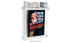 Kaset Game Super Mario Bros Ini Terjual Seharga Lebih dari Rp 9 Miliar