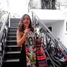Ke Rumah Prilly Latuconsina, Melaney Ricardo: Gue Merasa Kayak Rapunzel