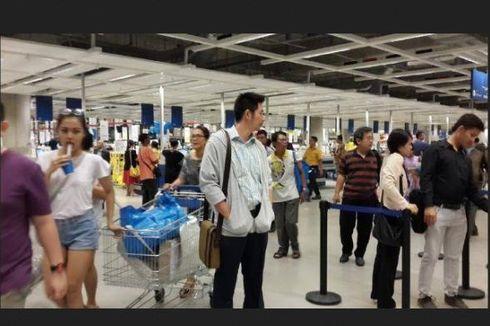 Luar Biasa... Baru Hari Pertama, IKEA Dikunjungi 17.000 Orang!