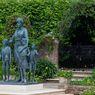 Serba-serbi Patung Putri Diana: Sebentuk Obat Kangen di White Garden