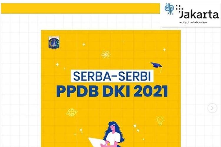 PPDB DKI Jakarta 2021