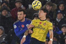 5 Fakta Menarik dari Laga Arsenal Vs Leicester City