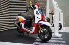 Modifikasi Pertama All New Honda Scoopy Cafe Racer