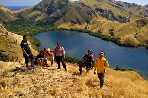 Bukit Liaga Ende, Tempat Wisata dengan Spot Foto Latar Laut dan Bukit