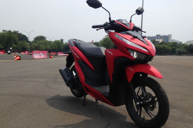 All New Honda Vario 150.