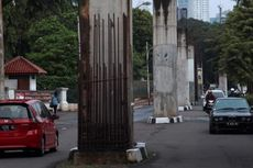 Pemprov DKI Minta PT Jakarta Monorail Sadar Diri