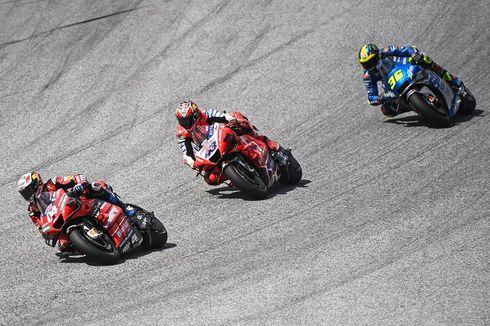 MotoGP Tersisa 3 Balapan, Dovizioso Menyerah Kejar Gelar Juara Dunia