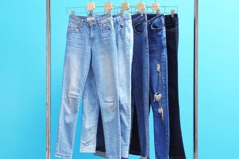 Cara Terbaik Mencuci Celana Jeans