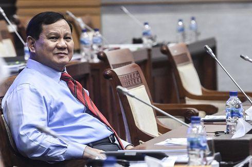 Survei SMRC: Prabowo Subianto Terpilih Jadi Presiden jika Pemilihan Digelar Hari Ini