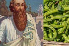 Mengapa Filsuf Yunani Kuno Pythagoras Larang Pengikutnya Makan Kacang?