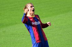 Barcelona Buka Suara soal Masa Depan Antoine Griezmann