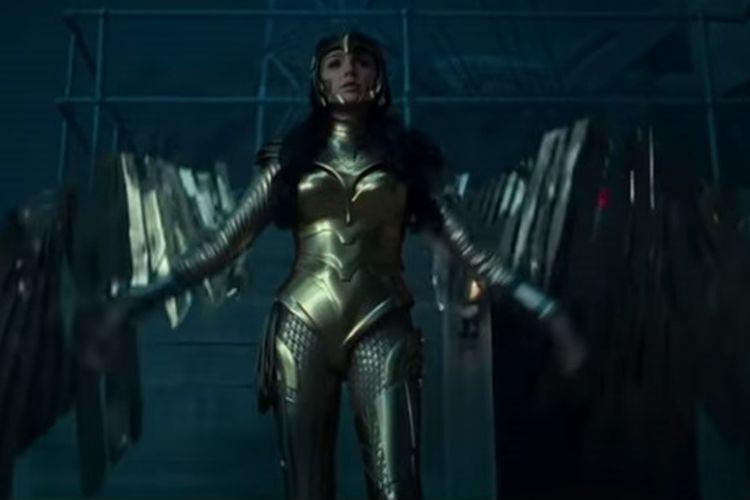 Cuplikan trailer Wonder Woman 1984