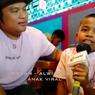 Posan Tobing Siapkan Beberapa Lagu untuk Alwi Si Bocah Viral