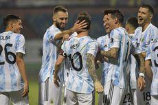 Link Live Streaming Argentina Vs Brasil, Kickoff 07.00 WIB