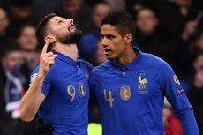 Alasan Deschamps Pilih Giroud daripada Martial di Timnas Perancis