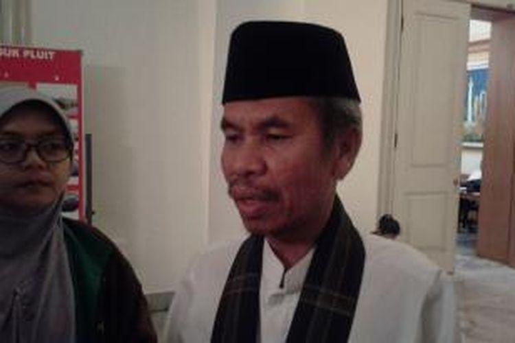 Inspektur Provinsi DKI Jakarta Lasro Marbun.