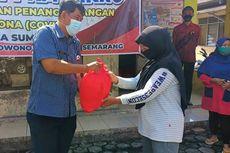 Dinsos Kabupaten Semarang Bagikan Ribuan Paket Sembako ke Warga Terdampak Covid-19